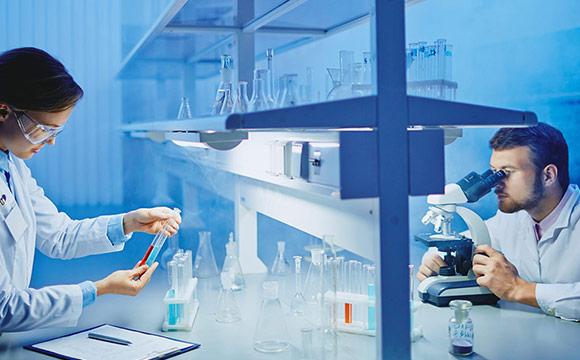 تجزیه و تحلیل آزمایشگاهی